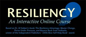 Resiliency online eCourse graphic