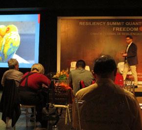 Resiliency Summit 2018 Leandro Heck Gemeo