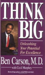Ben Carson Think Big cover