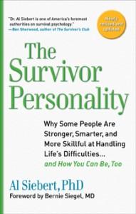 The Survivor Personality book Cover