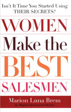 Women Make the Best Salesmen cover